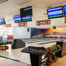 Freizeitoase Am Amtsteich in Cottbus - Bowling